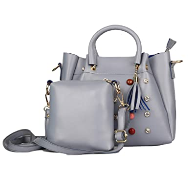 Roseberries Women sling bags Grey Color Combo  Amazon.in  Shoes ... fe53890b85a1b