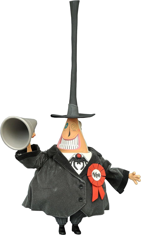 Pesadilla Antes de Navidad Muñeca The Mayor Collection Doll Limited Edition 30 cm: Amazon.es: Juguetes y juegos
