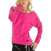 Winshape WS2 Damesshirt met lange mouwen voor vrije tijd, sport, dans, fitness