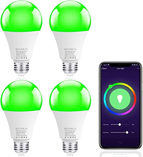 Smart WiFi LED Light Bulb