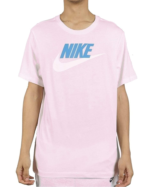 Fuzz White Sky blueee  XLarge Nike Sportswear Men's Logo TShirt