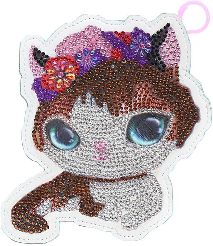 SUPVOX bolso colgante encantos diamante pintura adornos de diamantes de imitación para bolso bolso mochila