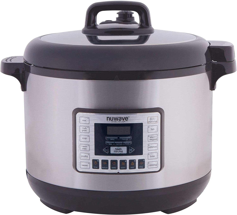 NuWave 33501 Nutri-Pot Digital Electric Pressure Cooker, 13 Quart, 1800W - CBS BAHAMAS LTD