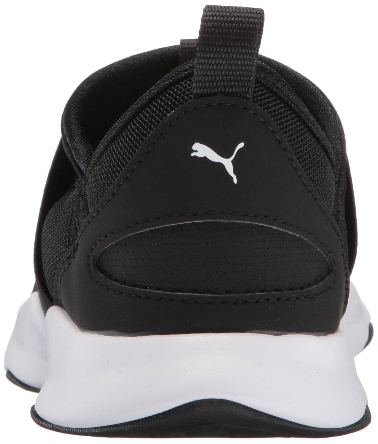 PUMA Women's Dare Sneaker Black-puma B01MXYQT01 11 M US Puma Black-puma Sneaker White 963403