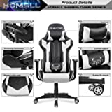 Homall Gaming Chair Racing Office Chair Sracer