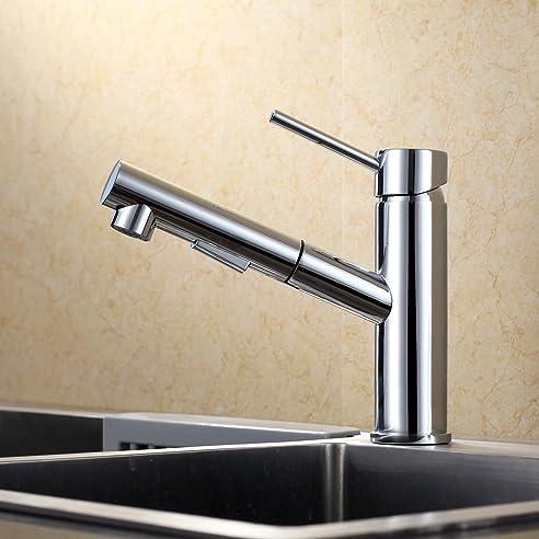 Homelody Chorm Küchenarmatur Wasserhahn Küche Ausziehbar Armatur