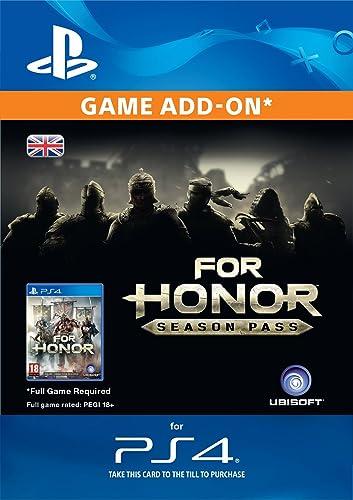 For Honor Season Pass [PS4 Download Code - UK Account]: Amazon co uk
