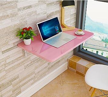 Clever-Lin Mesa De Comedor De Mesa Plegable Mesa De Despacho ...