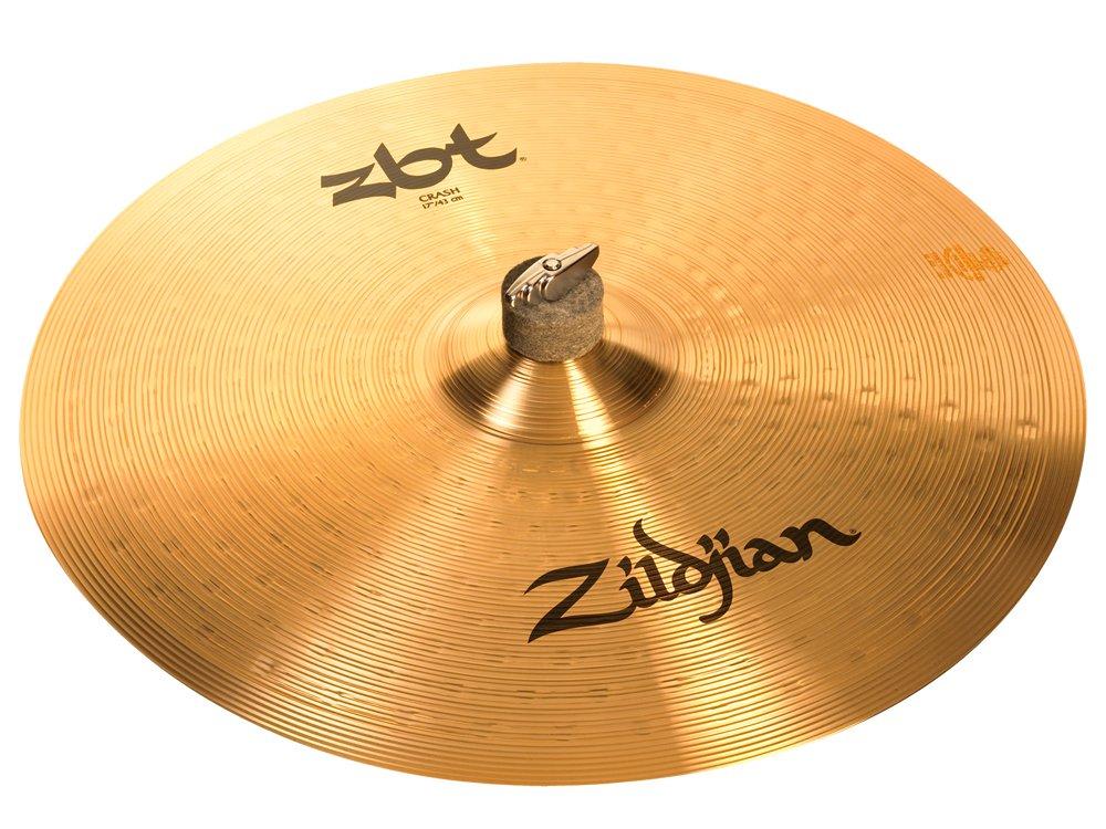 Avedis Zildjian Company ZBT 17-Inch Crash Cymbal ZBT17C