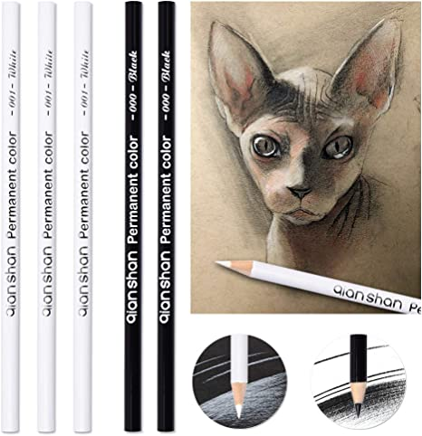 Markers Home & Garden Prismacolor Premier Pencils Black or White ...