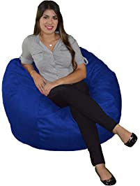 Bean Bag Chair 4 With 20 Cubic Feet Of Premium Foam Inside A Protective Liner