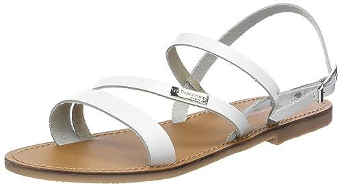 Les Tropéziennes par M. Belarbi Baden amazon-shoes bianco Estate Tienda Libre Del Envío Sw8QnQwQ