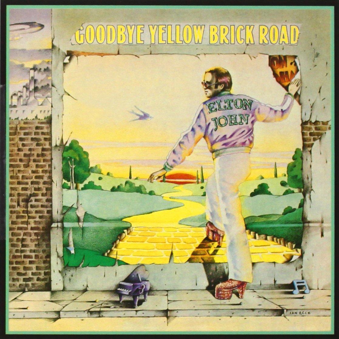 CD : Elton John - Goodbye Yellow Brick Road (Japanese Mini-Lp Sleeve, Japan - Import, Platinum SHM)