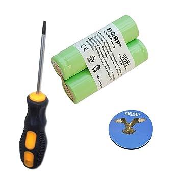 Amazon.com: HQRP Batería para Philips Norelco 945rx 955rx ...