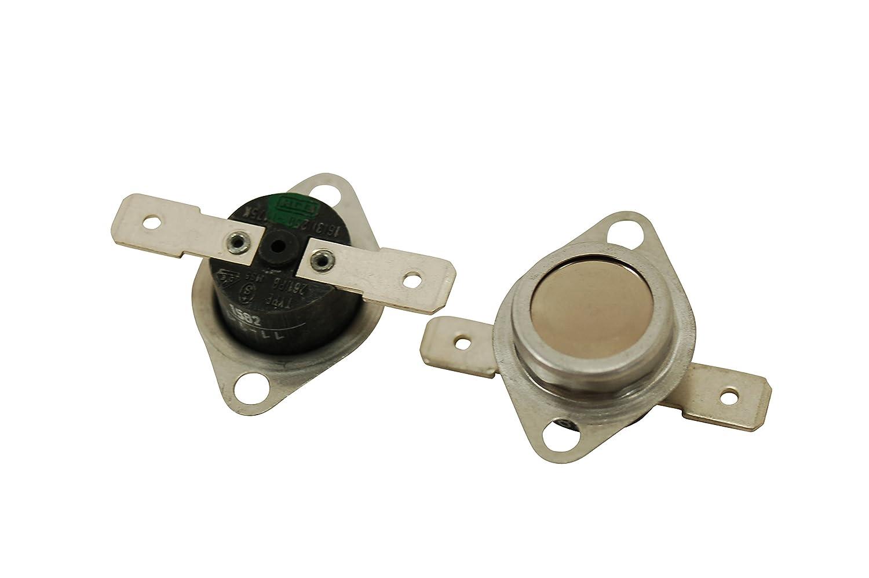 GENUINE HOTPOINT CREDA Tumble Dryer THERMOSTAT Kit 1701583 / C00095566 HotpointC00095566