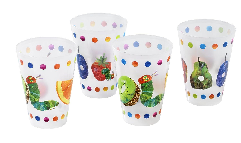 Raupe Nimmersatt 13444 4 unidades Vasos decorados