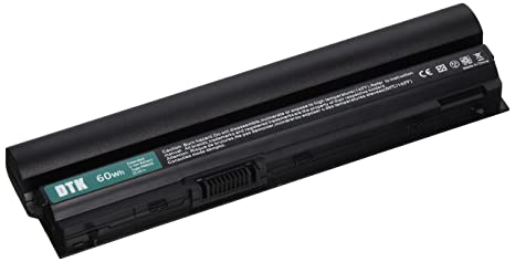 Bay Valley Parts New Laptop Battery Replacement for Dell Latitude E6120 E6220 E6230 E6320 E6320xfr E6330