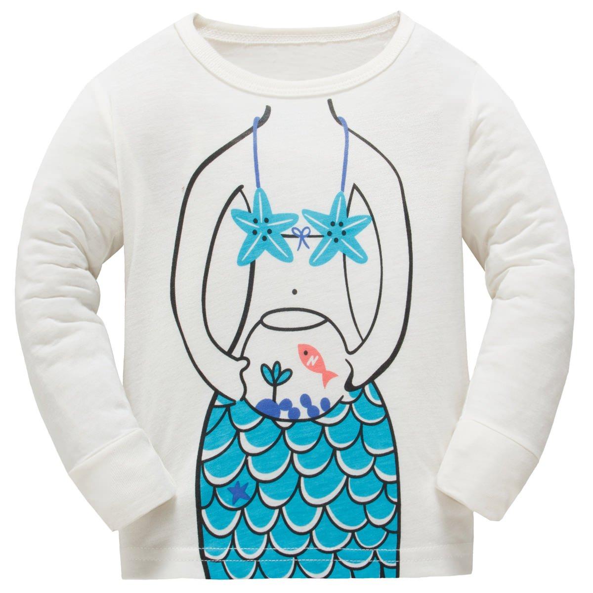 Schmoopy Girls Princess Pajamas Set 2-7 Years