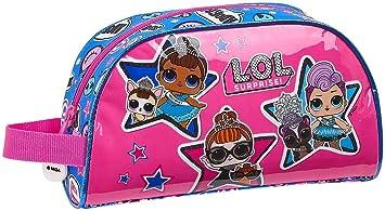 Lol Surprise Together Neceser, Bolsa de Aseo Adaptable a Carro, Multicolor: Amazon.es: Equipaje