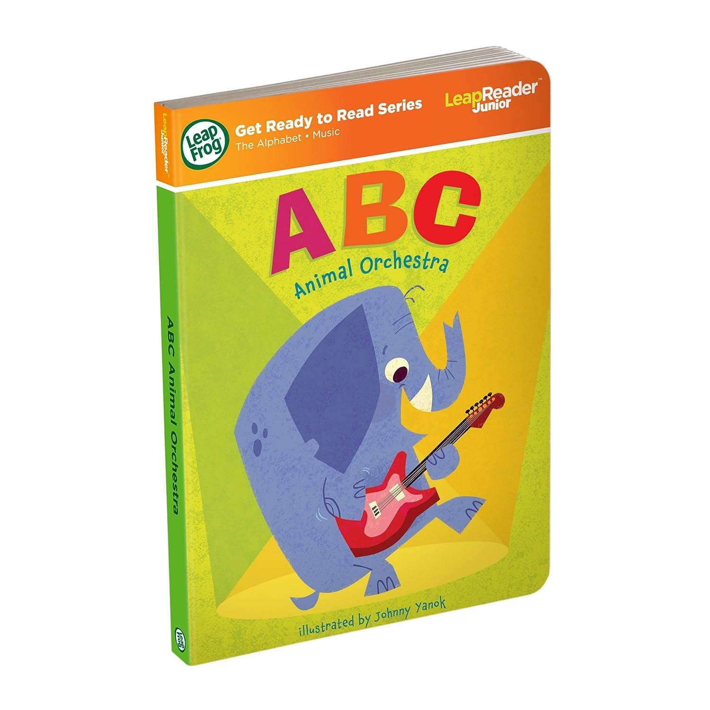 リープフロッグ(LeapFrog) ABCアニマルオーケストラ TAG JR. ANIMAL ORCHESTRA ALPHABET ABC 21181   B001U5N5W4
