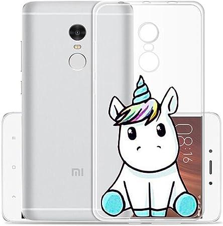 Funda Xiaomi Redmi Note 4 / Xiaomi Redmi Note 4X Lindo unicornio ...