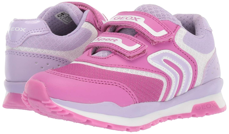 | Geox Kids' Pavel Girl 3 Velcro Sneaker | Shoes