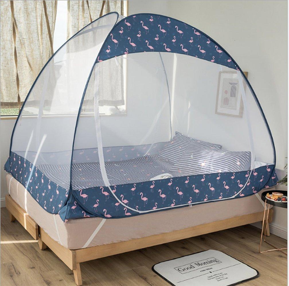 MADICN Großes Moskitonetz Für Doppelbetten,Einfach Doppelbetten,Einfach Für Zu Installieren und Zu Speichern,180  200Cm f669fa