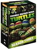 Teenage Mutant Ninja Turtles - Stagione 3 Completa (4 DVD)