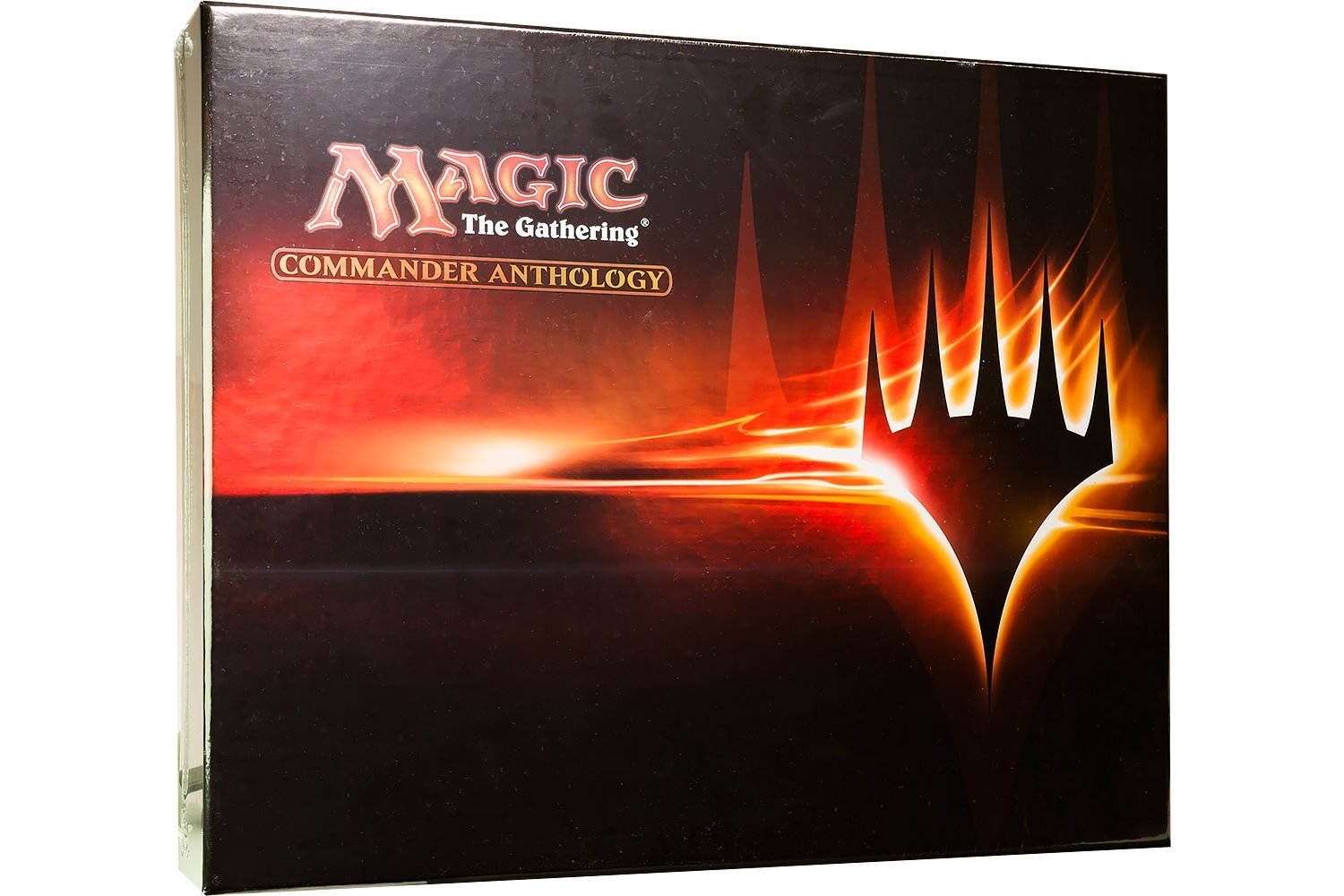 All 4 Sealed Commander Anthology Decks with Life Counters Magic Cards