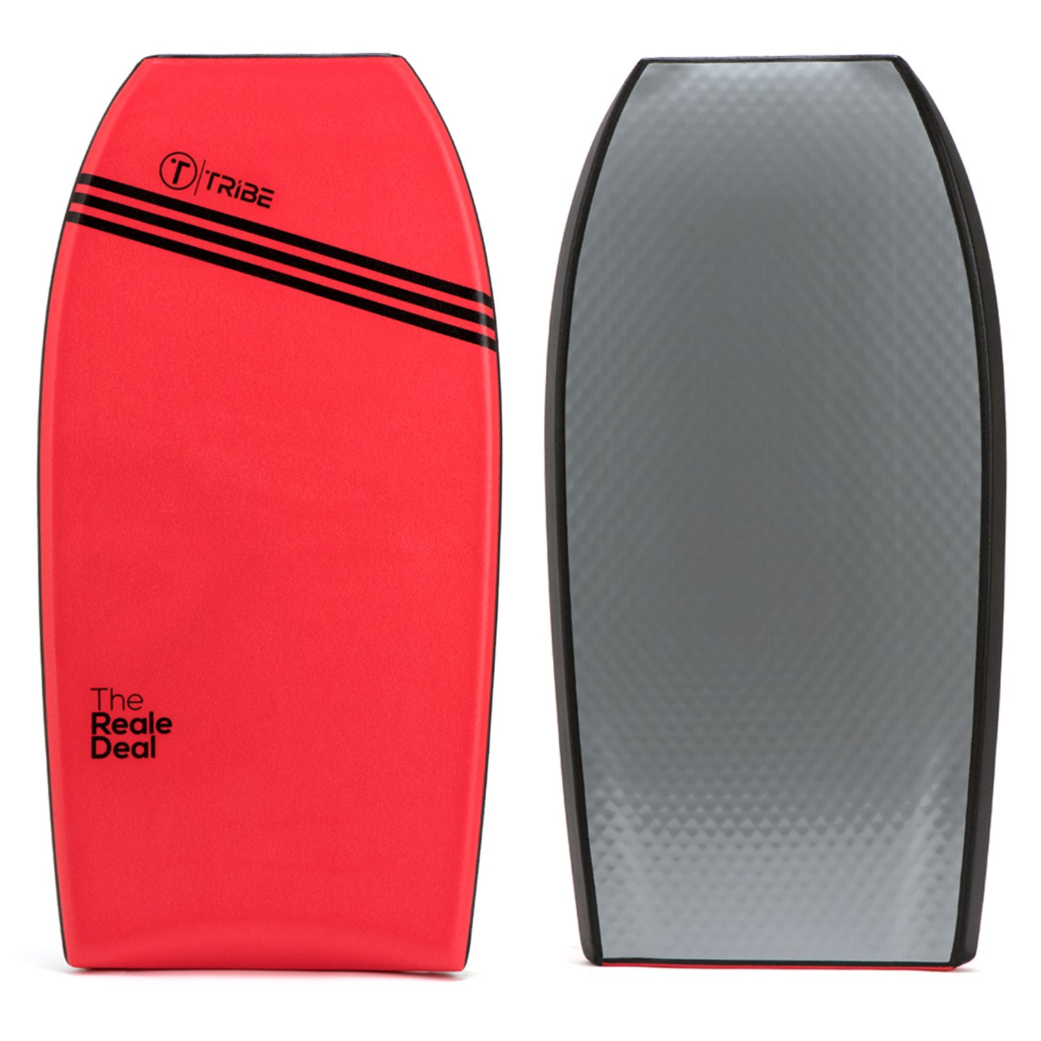 全ての TribeボードThe Reale Deal 41.5 Red Bodyboard Reale B07DFR6MBX Black/ TribeボードThe Red/ Black, 紀州蔵:68c11d2e --- tradein29.ru