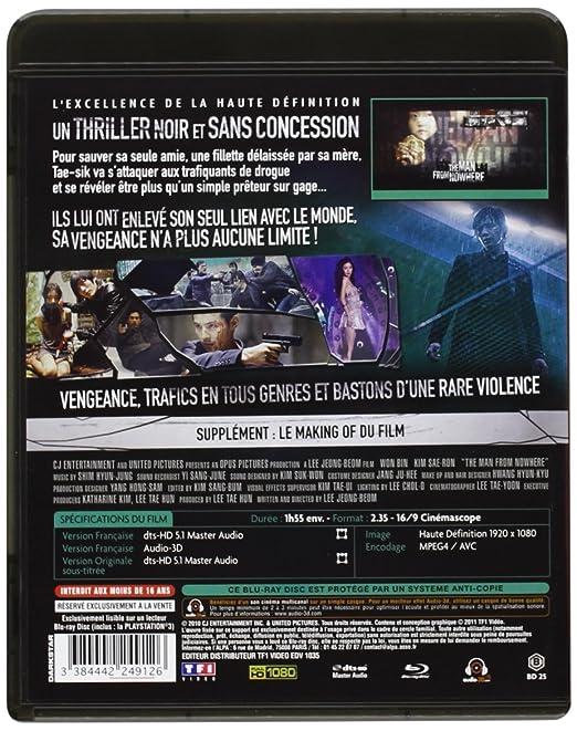 The Man from Nowhere [Francia] [Blu-ray]: Amazon.es: Won ...