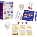 COOL SCIENCE EXPERIMENTS. Perform 5 Activities with COLOURFUL CHEMISTRY Kit by Yucky Science . FUN SCIENCE KIT for Boys and Girls. Age 6- 8 Years , 9 - 12 Years Kids.