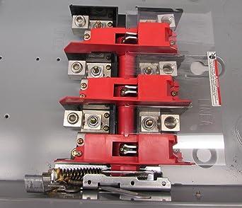 Amazon.com: Siemens hnf364 Desconectar el Switch 3PH 3P 200 ...