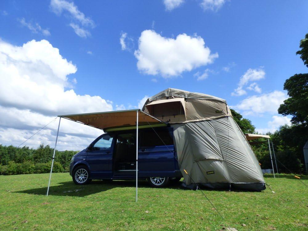 Tienda de campaña de expedición para techo de 3 personas YM ...