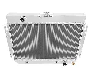 Champion Cooling, 3 Row All Aluminum Radiator Multiple Chevrolet Models, CC289