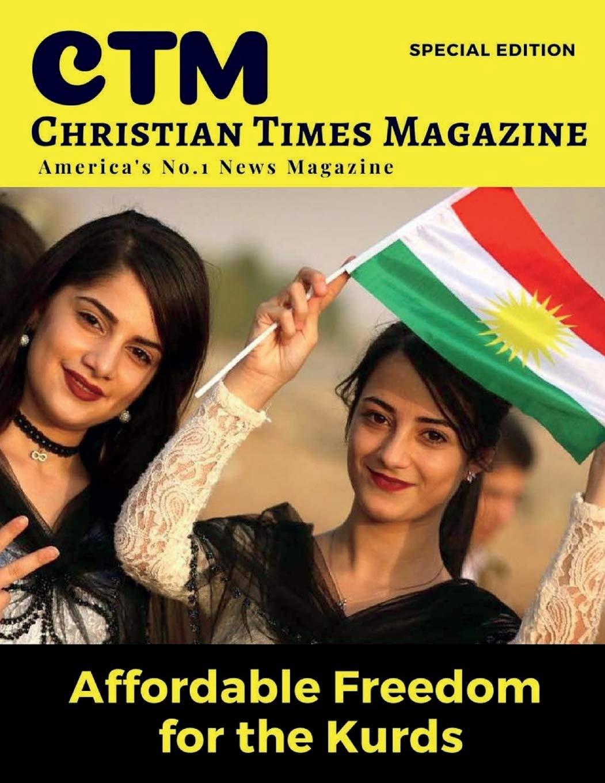 Read Online Christian Times Magazine Special Edition: America's No.1 News Magazine pdf