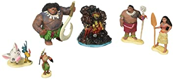 Disney Estatuilla de Moana Playset: Juguetes y ... - Amazon.es