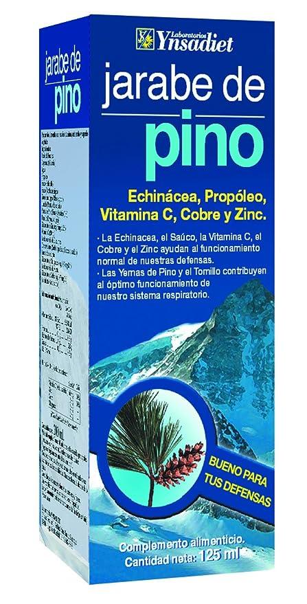 Ynsadiet Jarabe de Pino con Echinacea - 125 ml