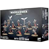 Warhammer Games Workshop 40k Adepta Sororitas Battle Sisters Squad 52-20