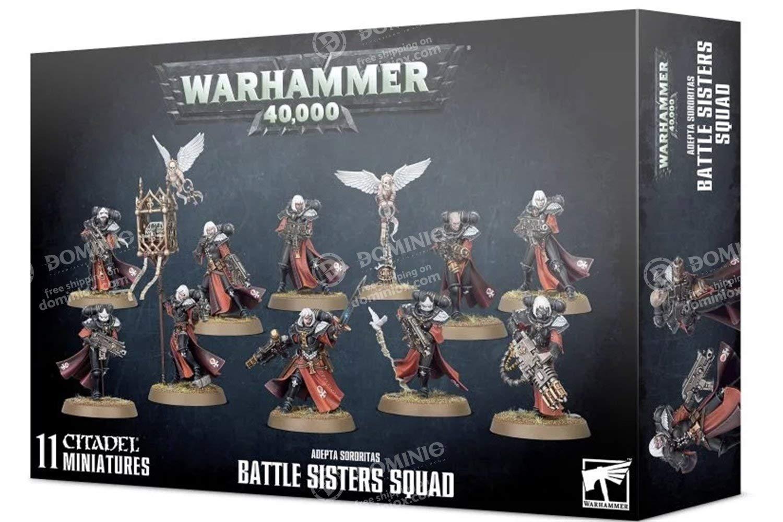 10pc CDU Space Marine Heroes-Series 2 aveugles acheter de Collection Warhammer