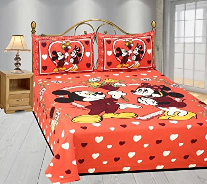 1550008d94 Innovative Edge King Size Bedsheets For Double Bed Pure Cotton With Latest  Design: Amazon.in: Home & Kitchen