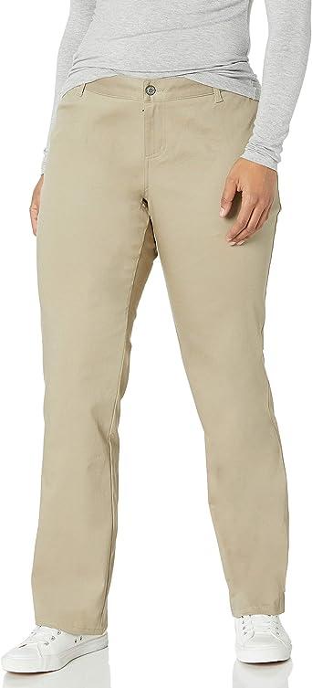 Dickies Girl Para Mujer Pantalones Beige Amazon Es Ropa Y Accesorios