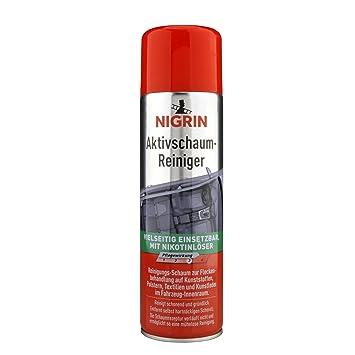 Nigrin 74188 Aktivschaumreiniger 500ml Amazon De Auto