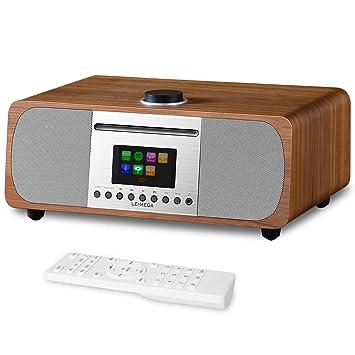 Amazon.com: LEMEGA M5+ Sistema de música inteligente todo en ...