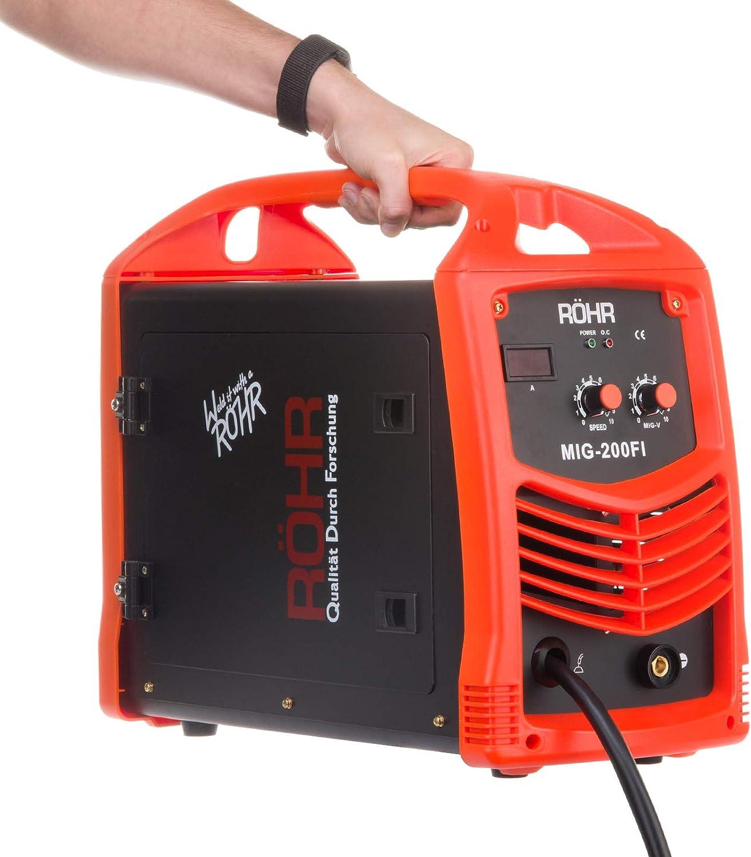 Inverter Röhr MIG-200FI