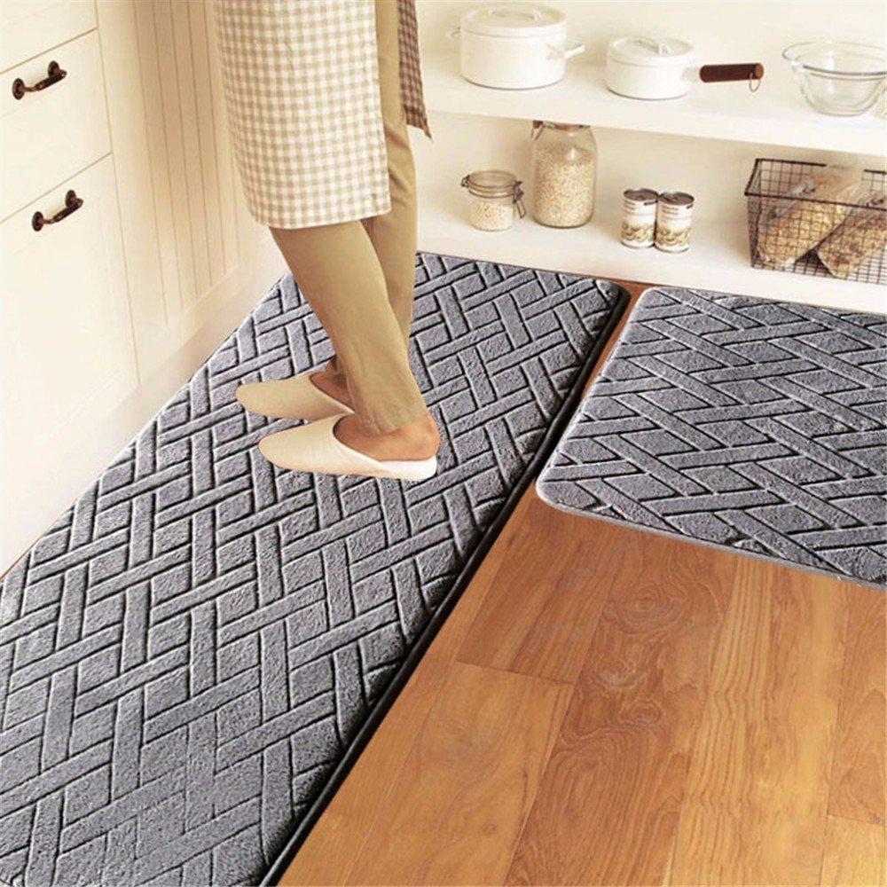 Atemberaubend Dekorative Küchenmatten Und Teppiche Galerie - Küchen ...