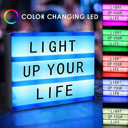 XingYue Direct A5 Caja de luz cinemática magnética Control Remoto ...