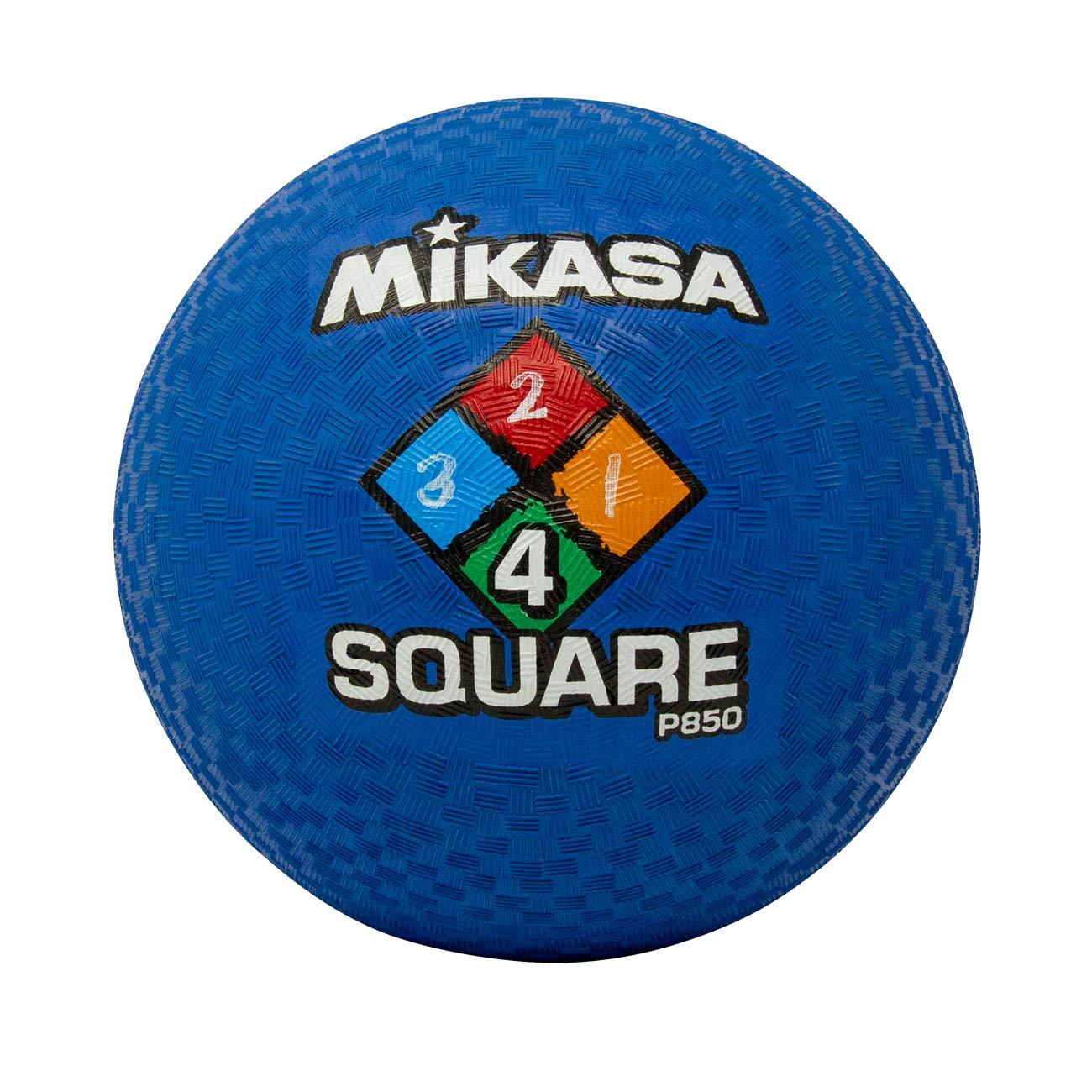 Mikasa Playground Ball (Blue, 8.5-Inch) by MIKASA