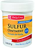 SULFUR OINTMENT 10% POWERFUL ACNE MDICATION 2.6 OZ. [Misc.]