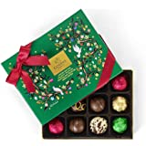 Godiva Chocolatier 12 Piece Assorted Chocolate Holiday Truffle Gift Box, 8.2 ounce